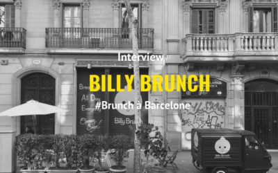 BILLY BRUNCH, UN LIEU KIDS FRIENDLY À BARCELONE