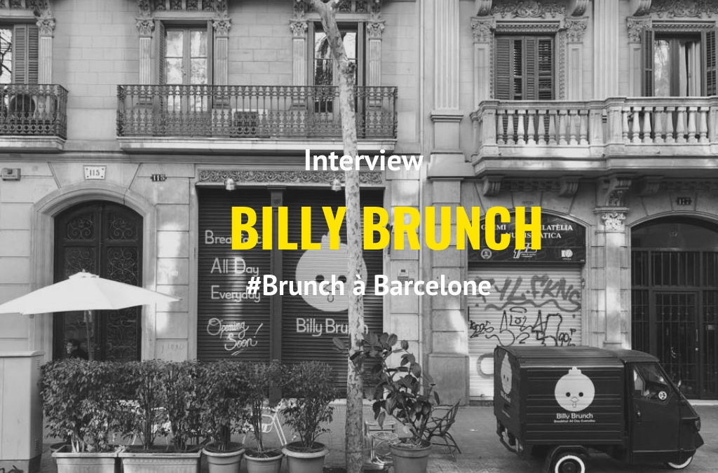 Billy Brunch, a friendly restaurant for the kids in Barcelona